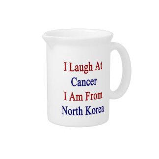 Me río del cáncer que soy de Corea del Norte