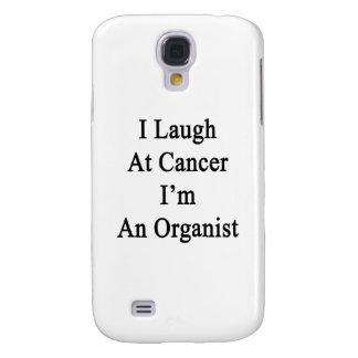 Me río del cáncer que soy organista