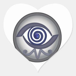Me simbolizan pegatina en forma de corazón