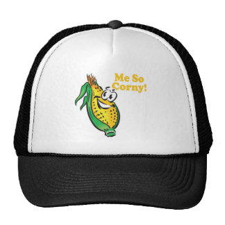 Me SO Corny  corn  cob Trucker Hat
