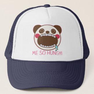 Me So Hungy!  PANDA KUN Trucker Hat