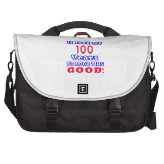 Me tardó 100 años para mirar esto bueno bolsas de portátil