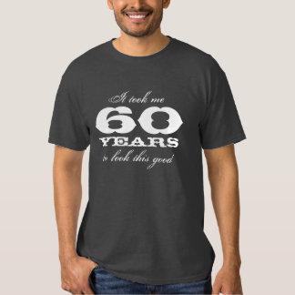 Me tardó 60 años para mirar esta buena camiseta playera