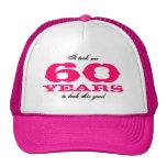 Me tardó 60 años para mirar este buen gorra