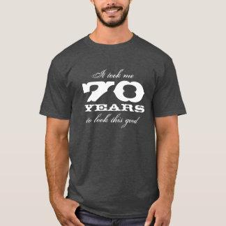 Me tardó 70 años para mirar esta buena camiseta