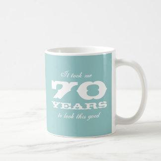 Me tardó 70 años para mirar esta buena taza del