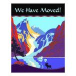 Me tenemos hemos movido la invitación Alaska Canad
