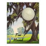 Me tenemos hemos movido movimiento Golfing del Comunicados