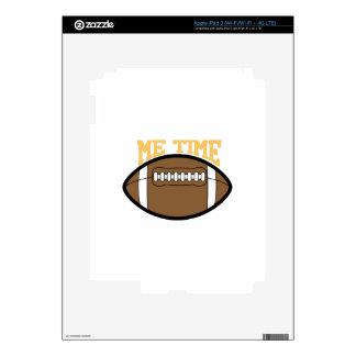 Me Time iPad 3 Skins