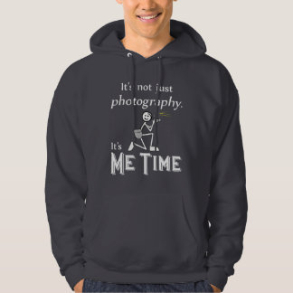 Me Time Photography (Dark) Hoodie