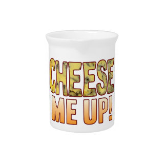 Me Up Blue Cheese Drink Pitcher