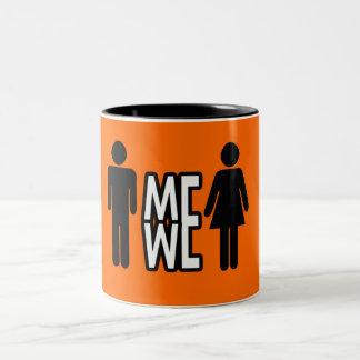 Me & We Mug