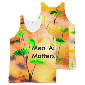 Mea Ai Matters All-Over-Print Tank Top