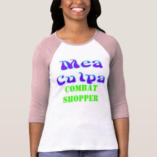 Mea culpa Psychedelic Graffiti Graphic T-Shirt