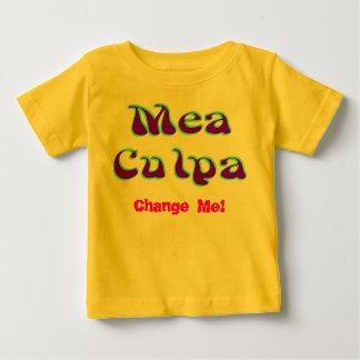 Mea culpa Psychedelic Graffiti Graphic Tee Shirts