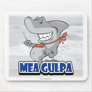 Mea Gulpa... Mouse Pad