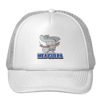 Mea Gulpa... Trucker Hat