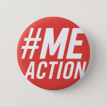 MEAction Badge Pinback Button