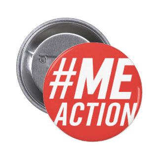 MEAction Badge Pinback Button