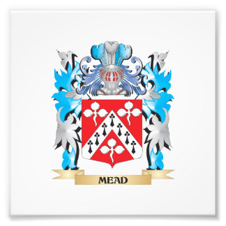 Mead Coat of Arms - Family Crest Photo