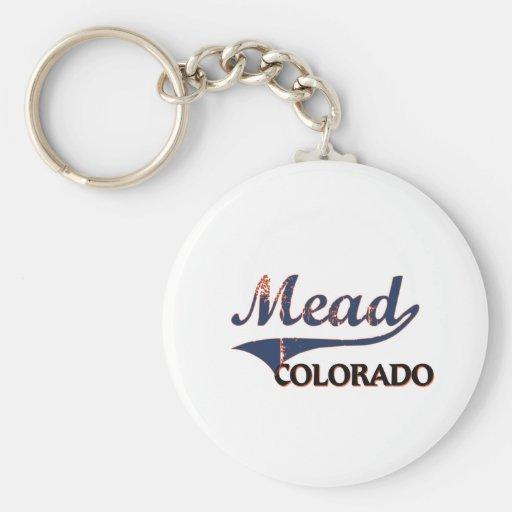 Mead Colorado City Classic Key Chains