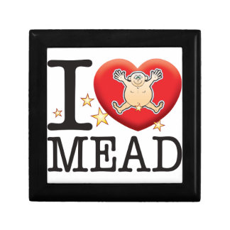Mead Love Man Jewelry Boxes