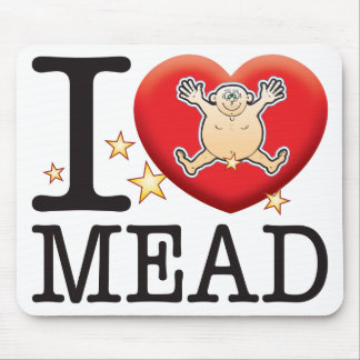 Mead Love Man Mouse Pad