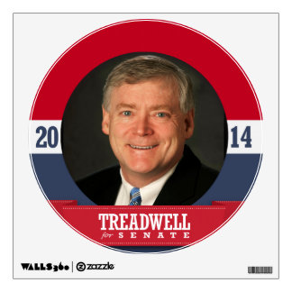 MEAD TREADWELL CAMPAIGN WALL GRAPHIC
