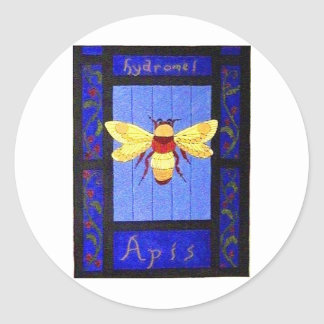 Meade Bee Classic Round Sticker