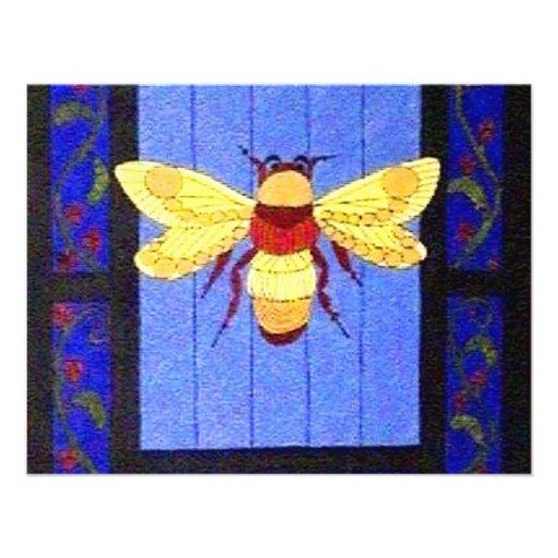 Meade Bee Custom Announcement