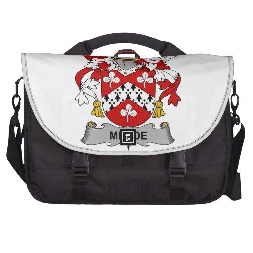 Meade Family Crest Laptop Bag