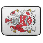 Meade Family Crest MacBook Pro Sleeves