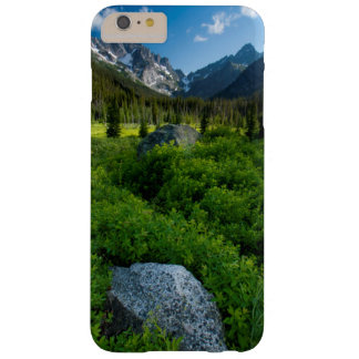 Meadow and Mt. Stuart Barely There iPhone 6 Plus Case
