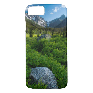 Meadow and Mt. Stuart iPhone 7 Case