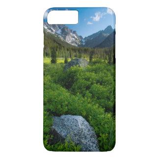 Meadow and Mt. Stuart iPhone 7 Plus Case