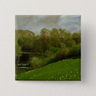 Meadow and Woodland, 1895 Button