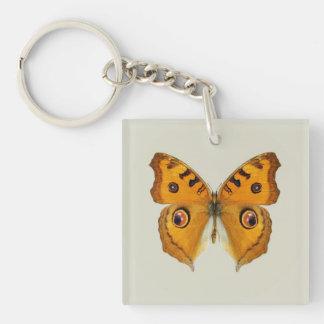 Meadow Argus Butterfly Acrylic Keychain