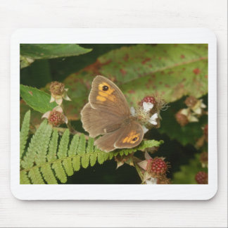 Meadow Brown Mouse Pad