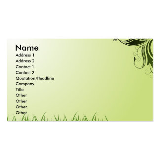 Meadow Business Card