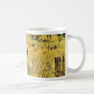 Meadow By Pierre-Auguste Renoir (Best Quality) Coffee Mug