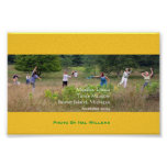 meadow dance print