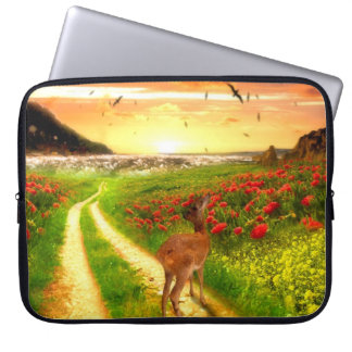 meadow design computer sleeve