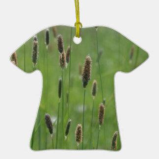 Meadow Foxtails Ceramic T-Shirt Decoration