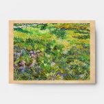 Meadow Garden Saint-Paul Hospital Vincent van Gogh Envelope