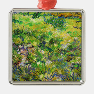 Meadow Garden Saint-Paul Hospital Vincent van Gogh Metal Ornament