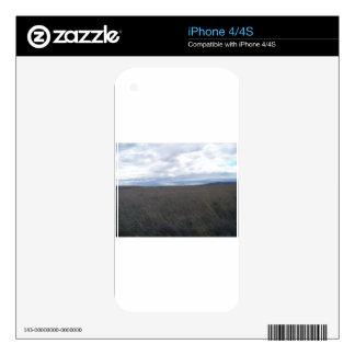 Meadow iPhone 4 Decals