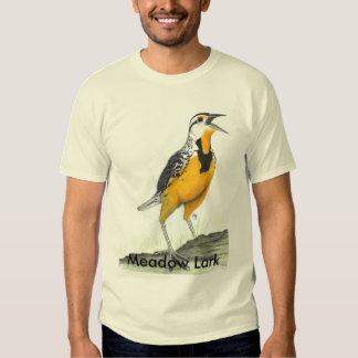Meadow Lark Adult T-Shirt