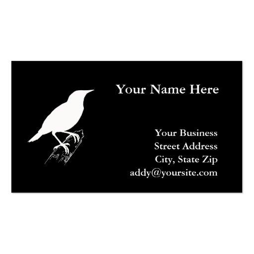 Meadow Lark Business Card