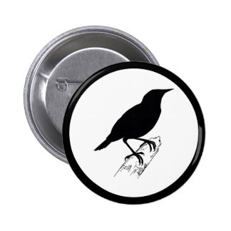 Meadow Lark Pinback Button