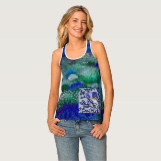 Meadow Lazuli Tank Top